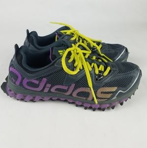 Vigor TR2 Purple Gray Running Hiking Shoes Sneaker